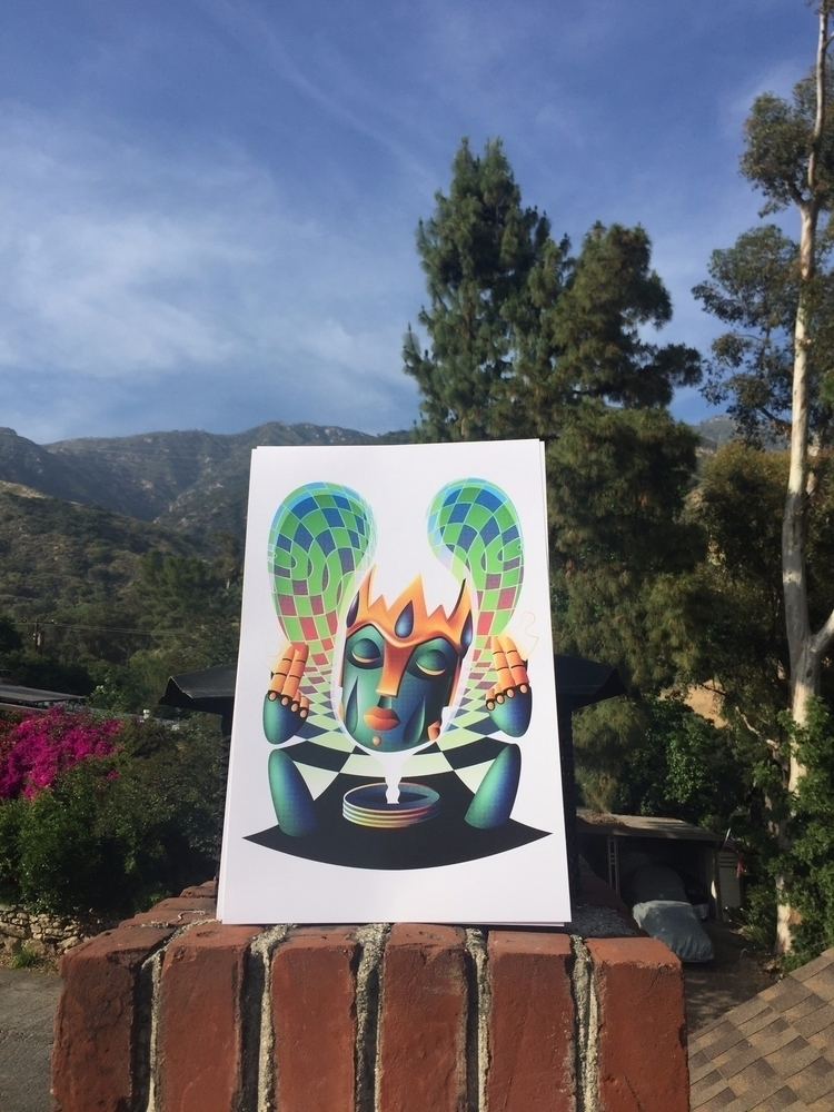11x17 prints! $40 3 $100- shipp - tykoe | ello