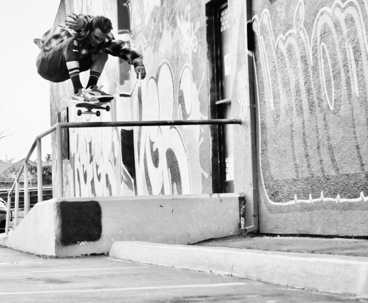 Mikey Curtis Ollie - skateboarding - kevinbiram | ello