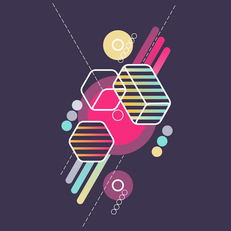 Composition nº design - graphic - zeroing | ello