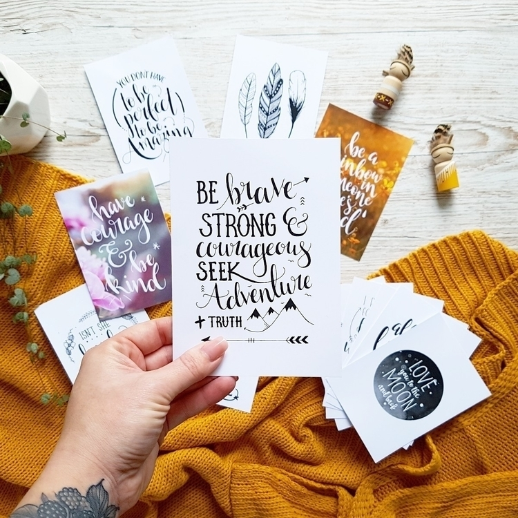 wee flatlay cards website! prin - kpdesigns | ello