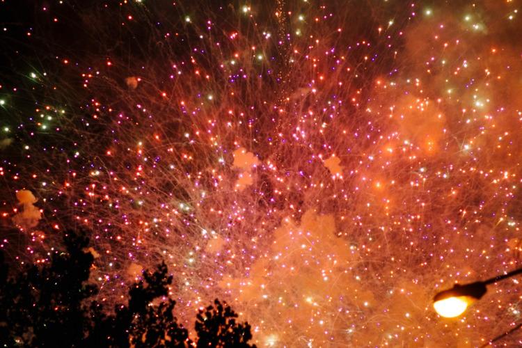 NYC Fireworks 2017 - nebula, photography - inatural   ello