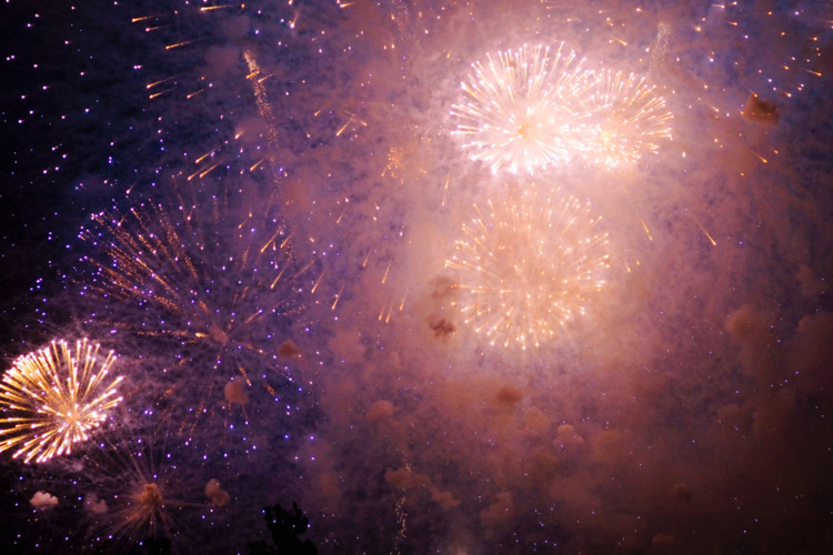 NYC Fireworks 2017 - photography - inatural | ello