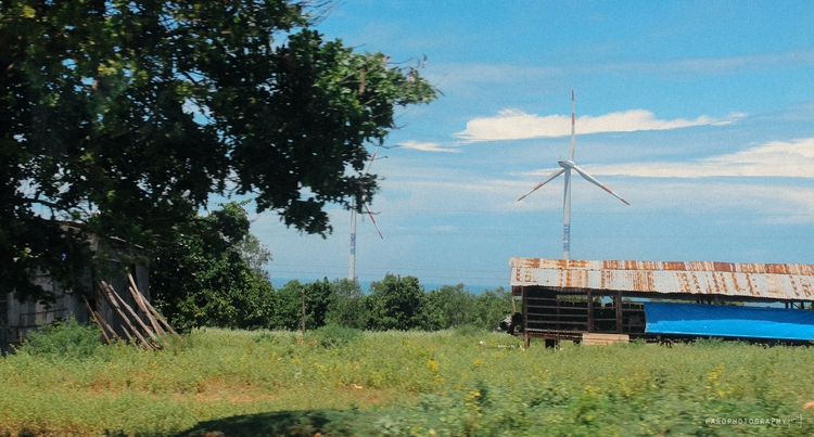 Wind farm Ninh Thuan province,  - paronguyen | ello
