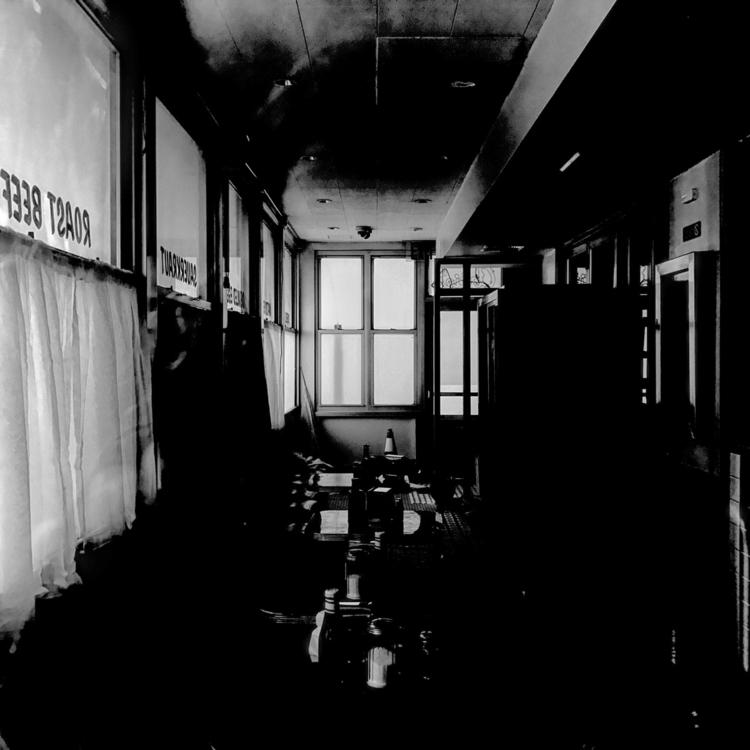 Abandoned Diner Broadway - rchrdcln | ello