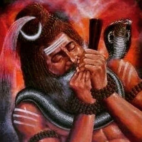 Shiva subcultures psychedelia - smoking - notjustanopinion | ello