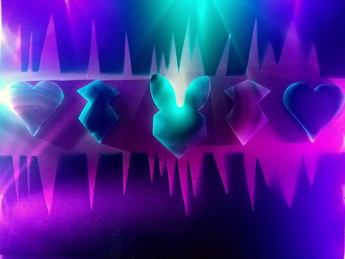 ♡Gems transported dimension raw - catmachinegems | ello