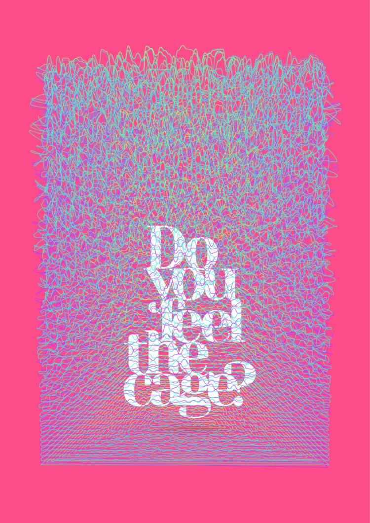 feel cage? 18 - 365, design, everyday - theradya   ello