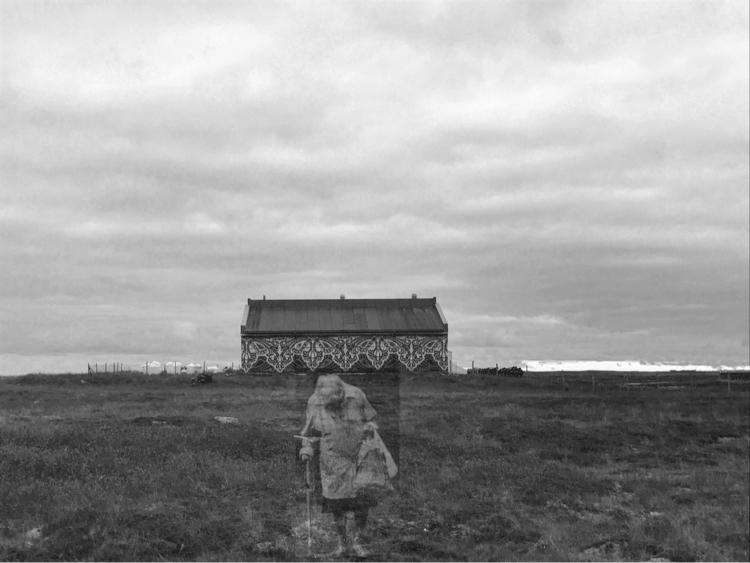 misplaced people#art - artwork, photoart#photos - ziggipop | ello