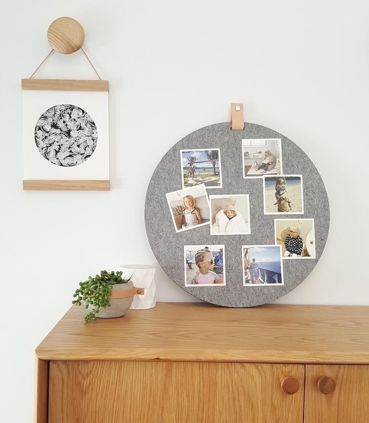 Pinboard Love Holiday snaps - feltpinboard - interiormotivesaus   ello