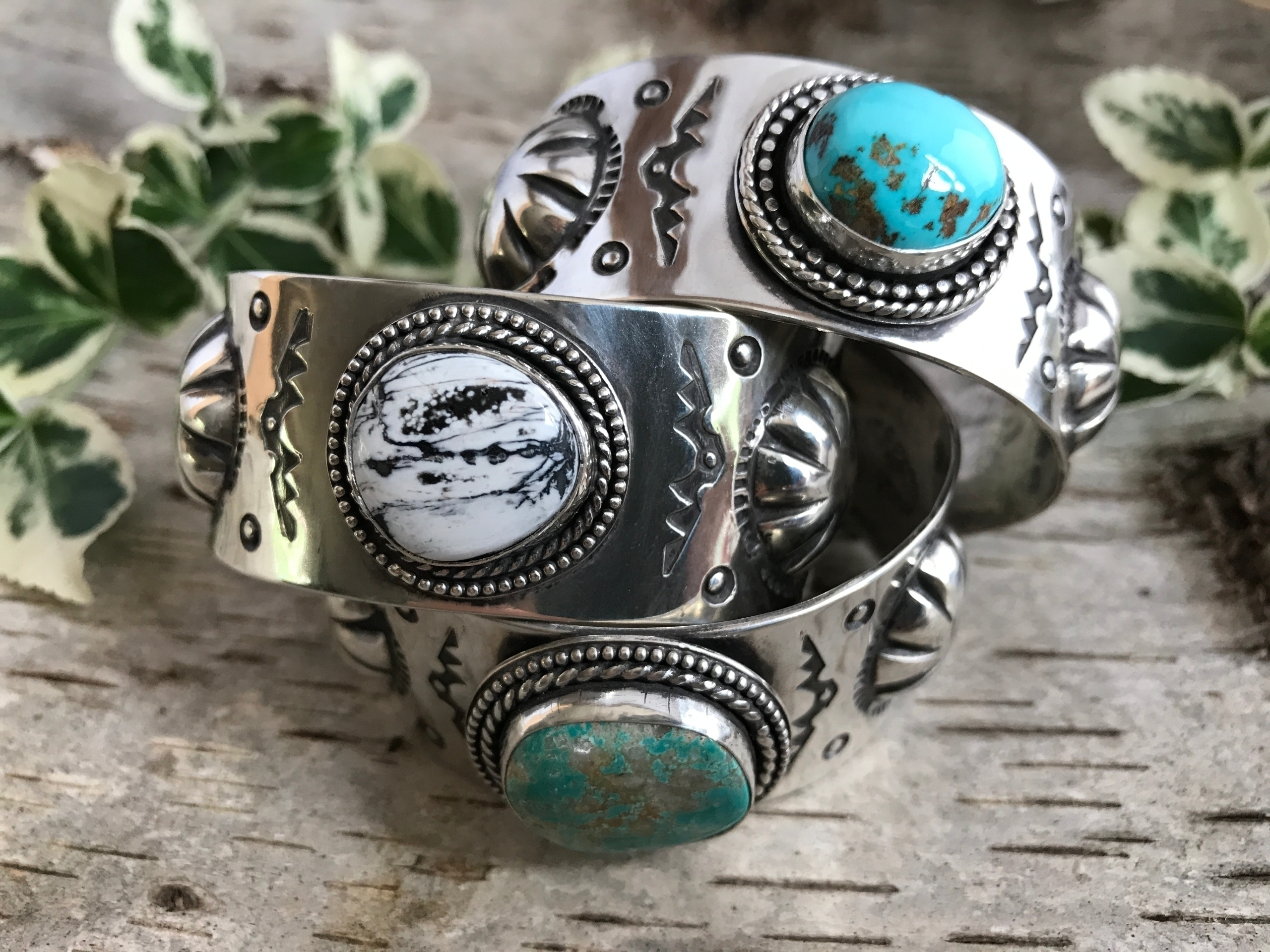 Silver Raven cuff bracelets fea - silverravenstudio | ello