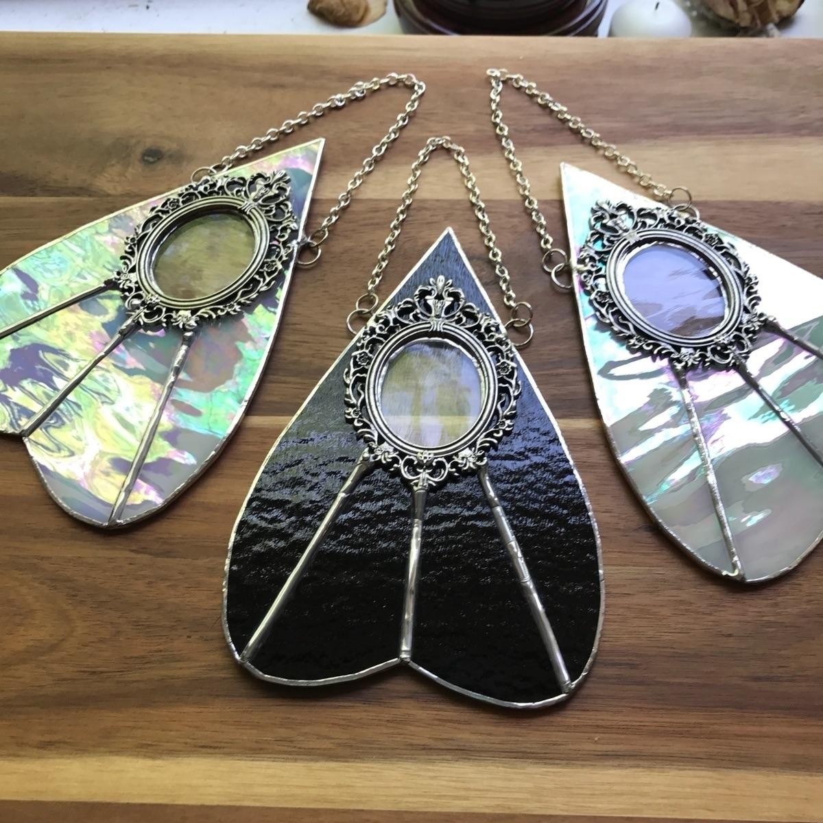 Custom order works 🖤 loving bla - wickedstainedglass | ello