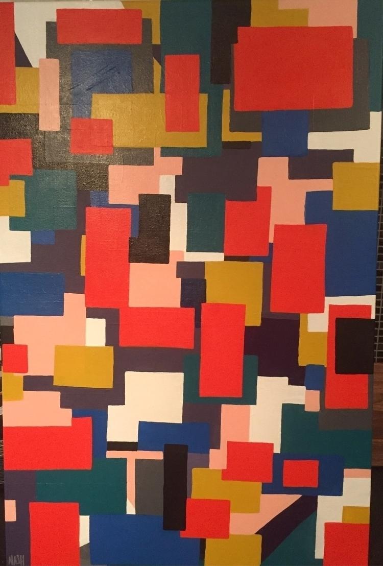 ADD - modernart, abstractart, artpop - nash-heff | ello