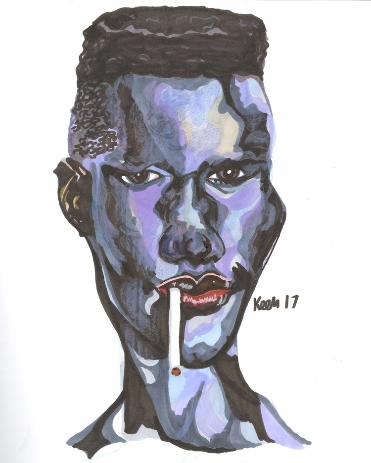 8 10 Color pencil markers sketc - ccmicheau | ello