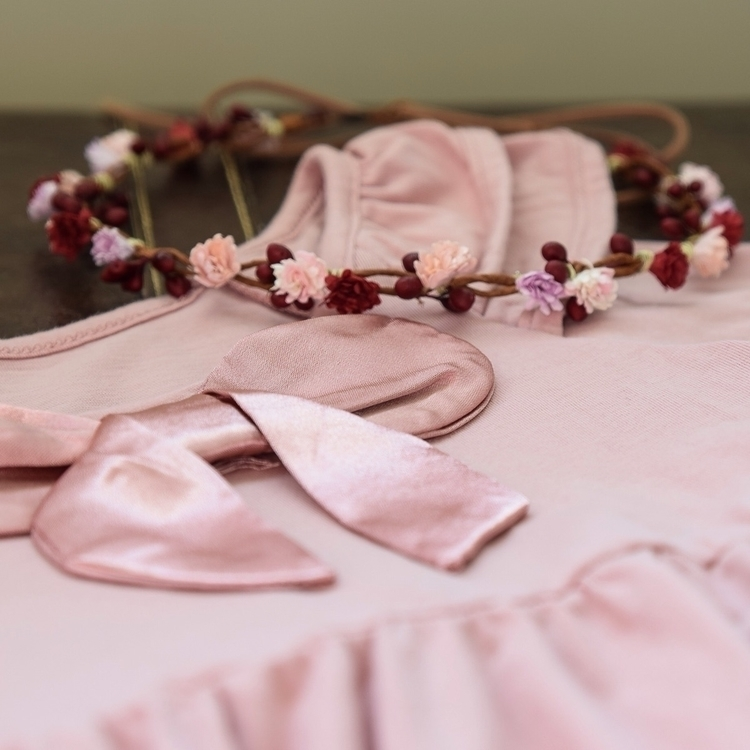• GYPSY floral halo bit boho sw - littlesherbet | ello
