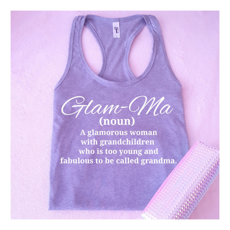 Glamma Glam Tank Top - pinkbutterflybella | ello