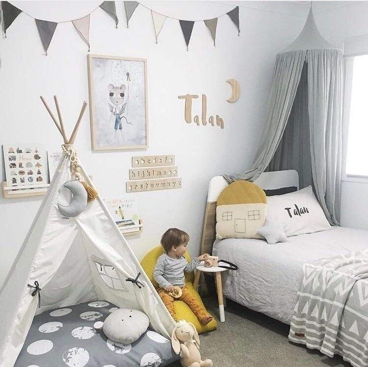Gorgeous kids bedroom inspirati - jackandsarahhomewares | ello