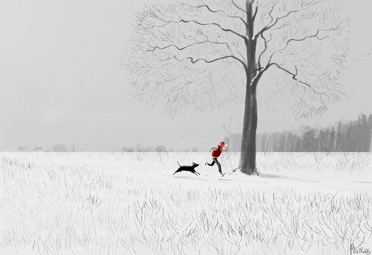 Clearing head. 2015 - pascalcampion#running - pascalcampion | ello