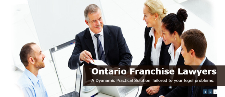 Ontario franchise lawyers staff - franchiselawyers | ello