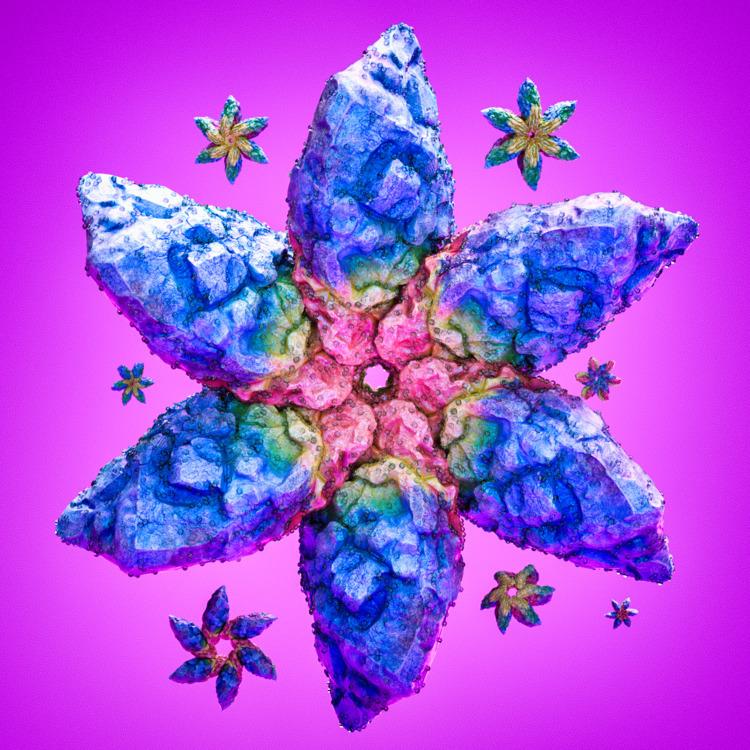 • Super Sea Stone Star Vibrance - skeeva | ello