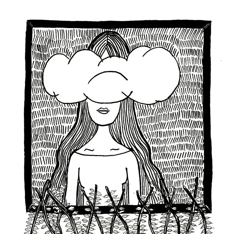 Cloud - illustration, illustrator - nigli | ello