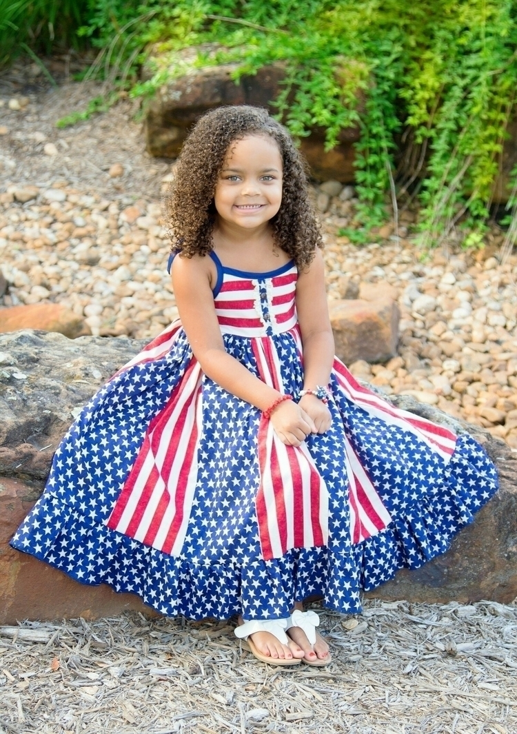 love dress Stars Stripes Collec - mccraykids | ello