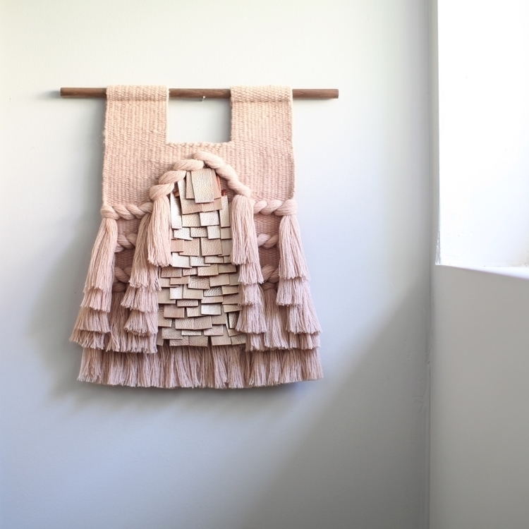 Mixed media - weaving - smoothhills | ello