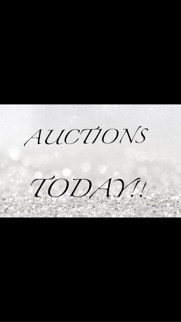 Crystal jewelry auctions start  - bodycandybycarlie | ello
