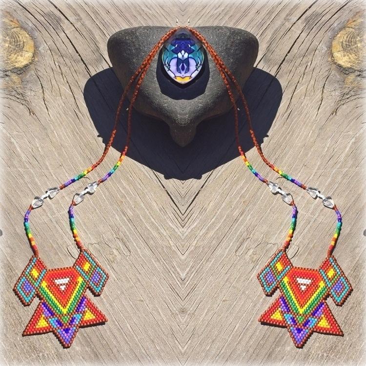 talisman circa 2015 ••RainbowWa - lulubeadingbear | ello