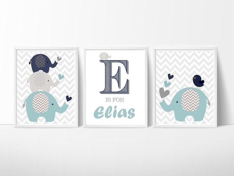 design 8x10, A3 30x30cm canvas - babybirthbeyond | ello