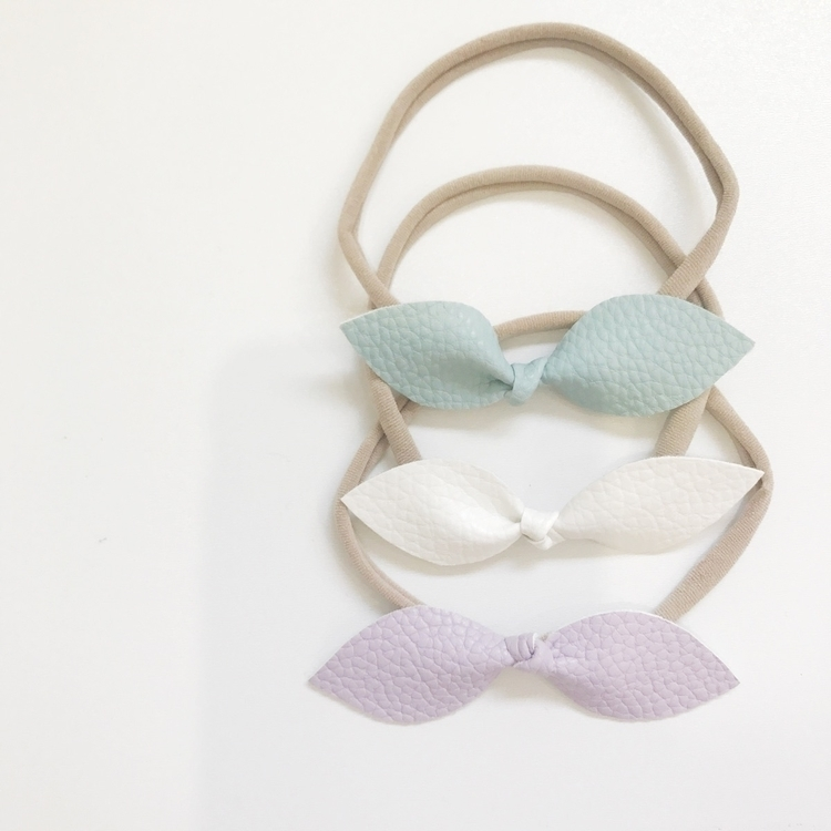 • pia bow introducing style bow - my__little__love | ello
