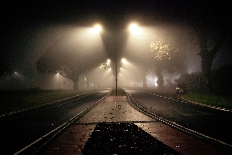 cambridge nz fog - cambridgenz, nightscape - deanmcleod | ello