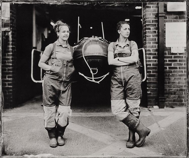 Jules Rosie / Lifeboat Voluntee - jacklowe | ello
