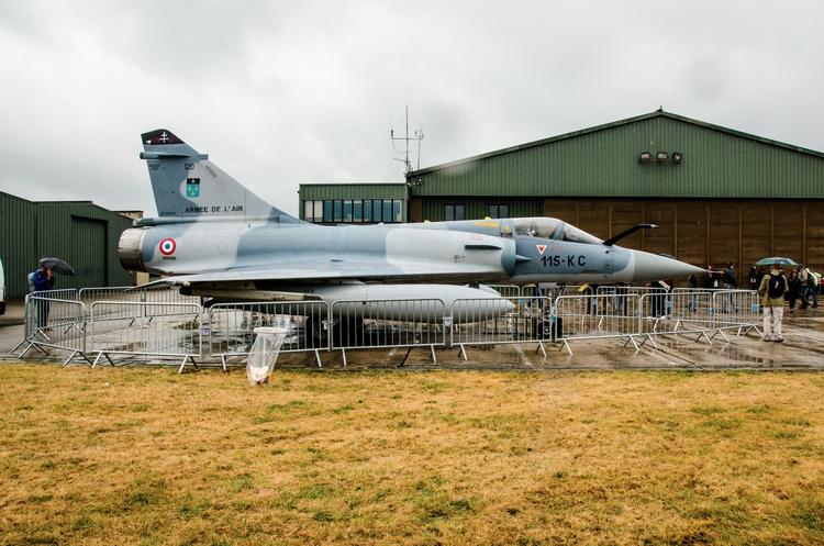 french Mirage 2000C Pierre Gély - ipopierro | ello