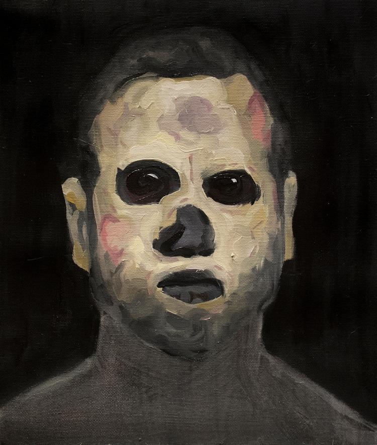 Candy Portrait) / Oil Canvas 33 - armandocabba | ello