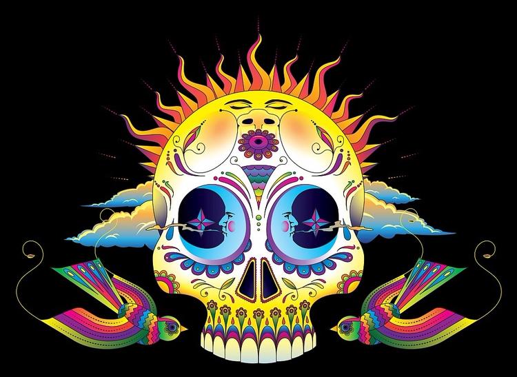 Sugar skull - ottolerma | ello