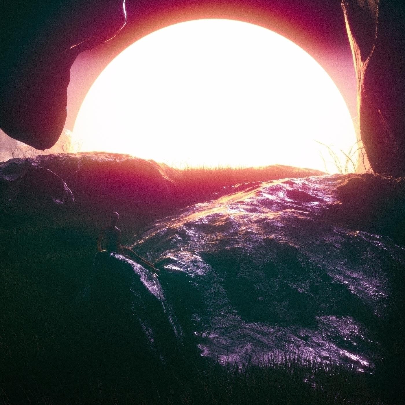 Personal Sun - sun shining moun - skeeva | ello