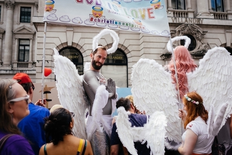 Pride, London - mattniblock | ello
