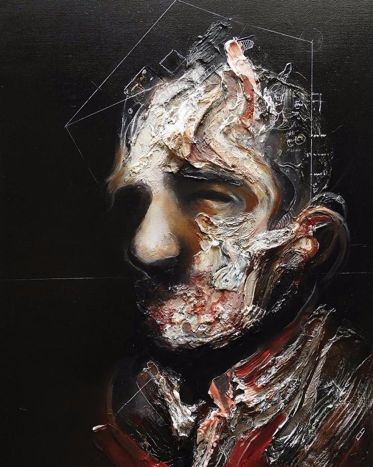 Canvas - Oil, Paint - decorkiki | ello