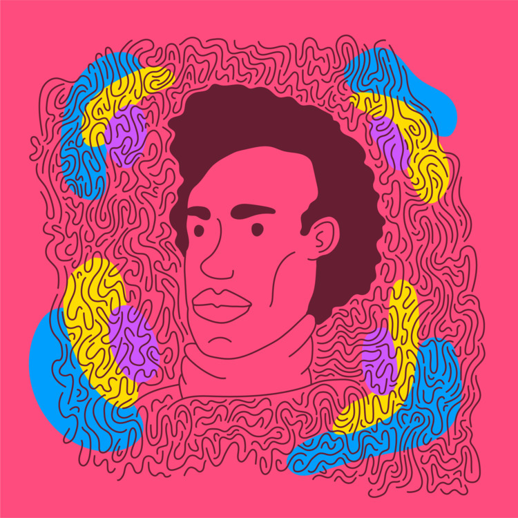 Miles - illustration, illustrator - heybop | ello