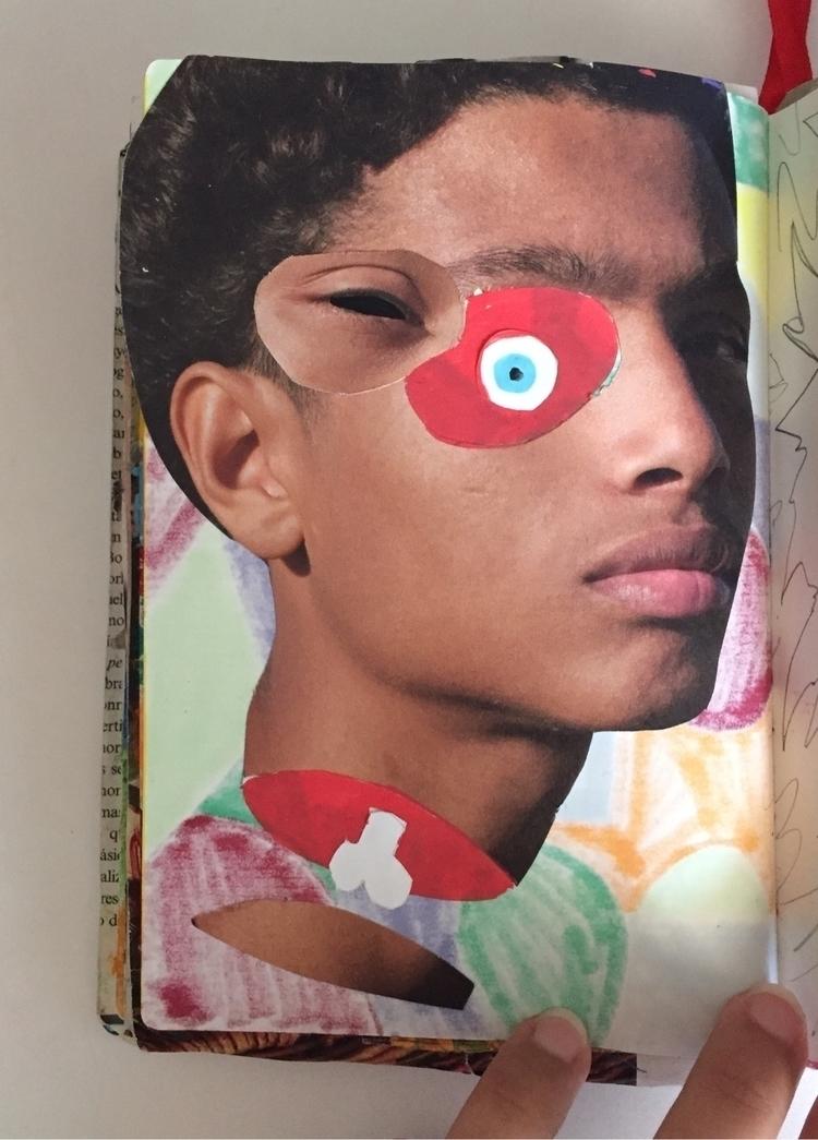 work book - collage - elenareyna | ello