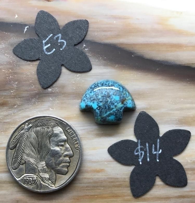Turquoise Mushroom!! Stabilized - stonephase | ello
