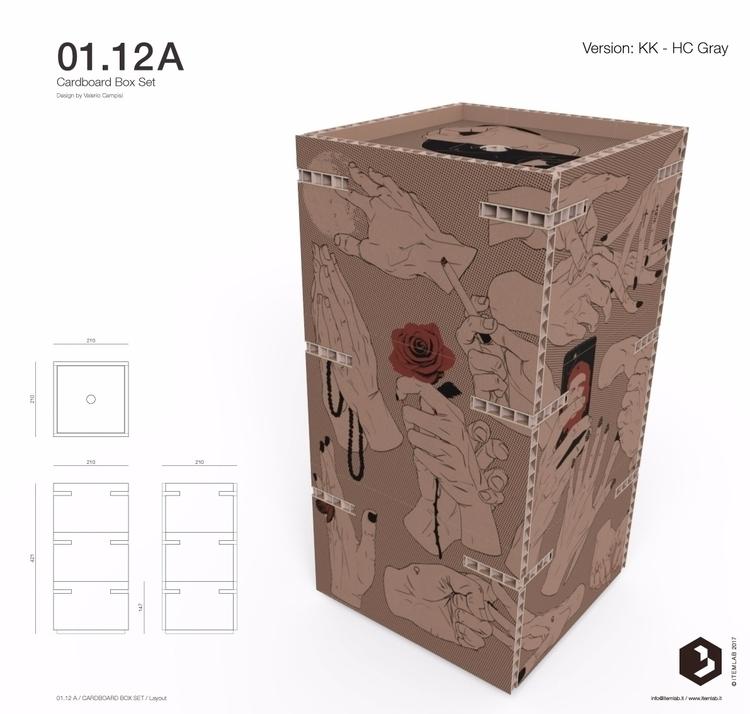 BS 01.12A KK / Version HC Gray - itemlab_designstudio | ello