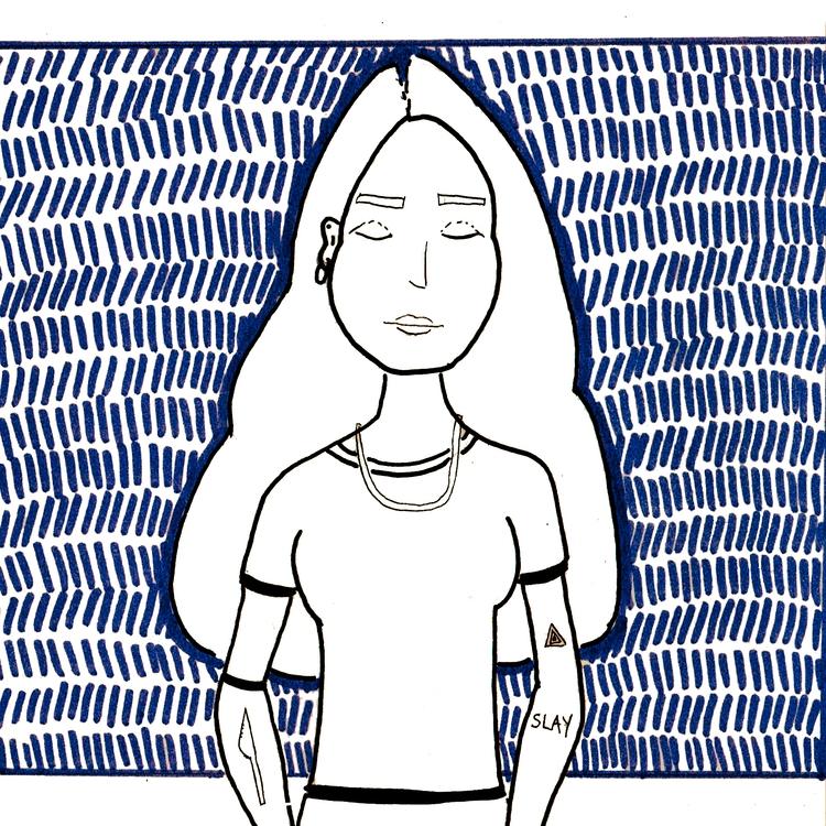 Slay - illustration, illustrator - nigli | ello