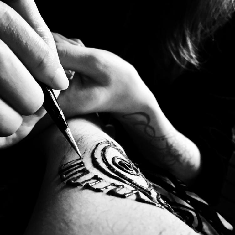 favorite henna artist - hennatatto - mathmac | ello