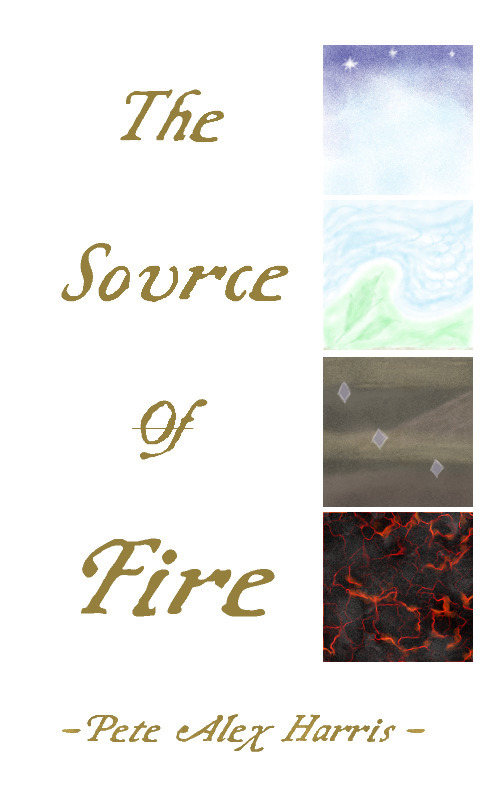 Source Fire ebook Cover Art** p - petealexharris | ello