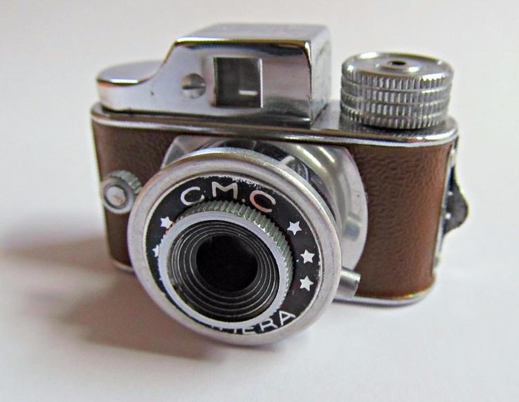 miniature camera junk shop. lea - mkeltyjewelry | ello