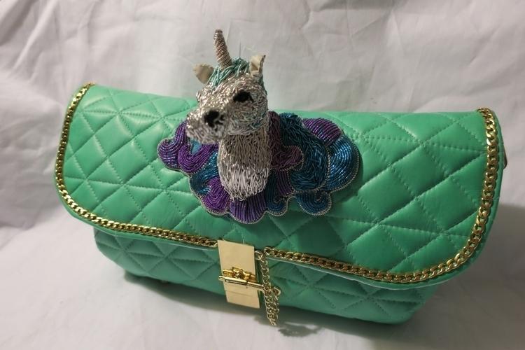 Couture embroidery embellishmen - thatembroiderygirl | ello