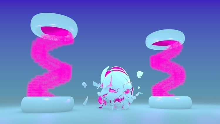 Human Evolution - 3D, 3dart, art - dzproduction   ello