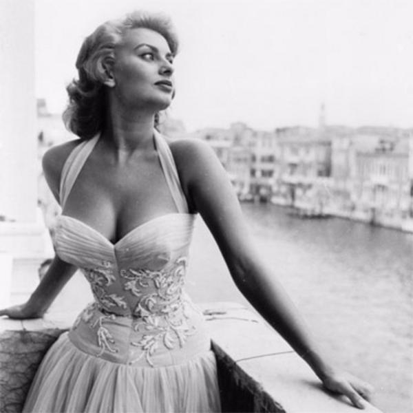 Sophia Loren Venice, 1960s - jimcofer | ello