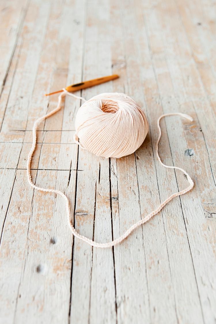 ended chain stitches - handmade - lehandmade | ello
